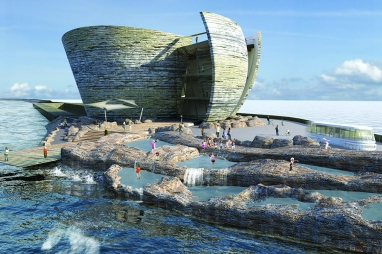The Swansea tidal lagoon would create new amenity for the city, good habitat for lobsters and improve water quality in Swansea Bay, the promoters say.
