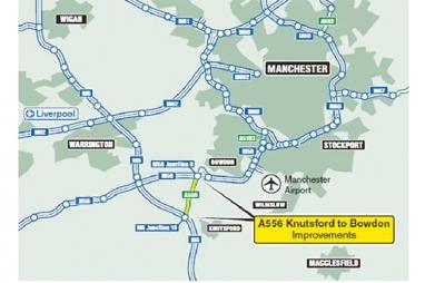 A556 Manchester