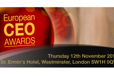 ACE European CEO Awards 2015