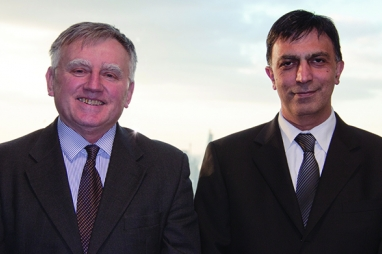 Chris Sexton and Siv Bhamra, Crossrail