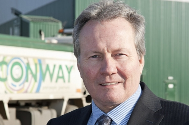 Michael Conway, chief executive, FM Conway