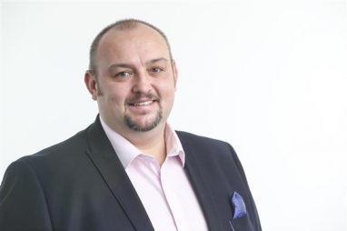 Mark Robinson. Scape Group chief executive.