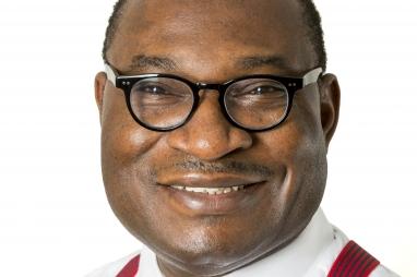 Nelson Ogunshakin, CEO, ACE