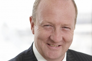 Nick Pollard, Balfour Beatty UK CEO