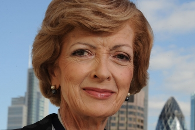 Fiona Woolf. Lord Mayor of London