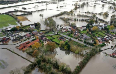 Environment Agency appoints Jacobs to design and develop a cloud computing system to help manage flood risk in England.