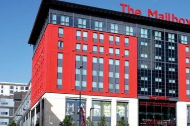 The Mailbox, Birmingham - an example of successful commercial to residential development
