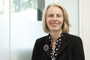 Sue Percy, CIHT chief executive