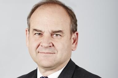 David Tonkin, Atkins UK CEO