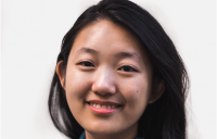 Ann Zhang, an economist at PA consulting, who will chair the NIC's new Young Professionals Panel.