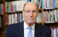 Chairman of the National Infrastructure Commission, Sir John Armitt.