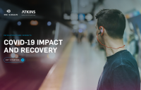 The Atkins report, Infrastructure Insights: COVID Impact and Recovery, should be required reading for the construction industry.
