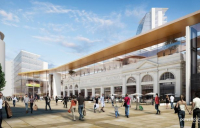 Cardiff Central station upgrade one of a raft of schemes set to benefit from combined £343m investment.
