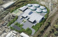 The proposed new plant in Northwich, Cheshire.