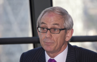 David Hancock, head of construction, Cabinet Office
