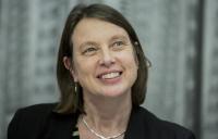 Dr Anne Kemp OBE, chair of UK BIM Alliance.