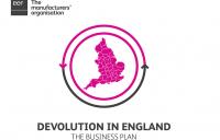 EEF Devolution in England