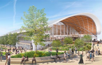 Mace and Dragados will build HS2's Birmingham Curzon Street high speed railway station, in a deal worth up to £570m.
