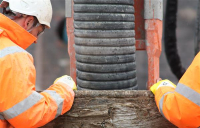 HS2 reveals new piling innovation, claimed to have huge potential benefits for the construction industry.
