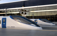Hitachi and Bombardier welcome news that HS2 gets the green light.