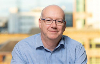 Sustainable development in focus as Jerome Frost OBE, pictured, becomes chair of Arup's largest region.
