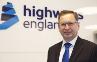 Jim O'Sullivan, ceo Highways England