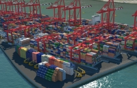 Liverpool2 is a £350M development to double port container capacity to 1.5M TEU