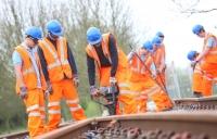 Rail apprentices