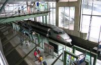 High speed rail revitalised Lille in France