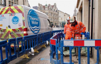 Costain, Mott MacDonald, Kier and Galliford Try have all been named as some of the successful contractors for Thames Water's first £350m AMP7 lots.