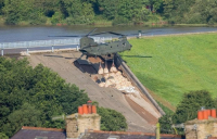 Government to strengthen reservoir safety following Toddbrook reservoir report.