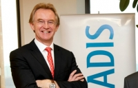 Neil McArthur in happier times at Arcadis.