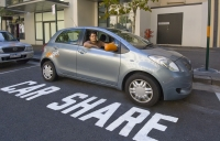 Car sharing: work to do on convincing people to make the switch.