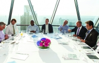 Deltek supported Infrastructure Intelligence SME round table