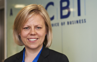 Katja Hall, deputy director general, CBI