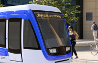 Light rail projects like the proposed Cambridge autonomous metro as seen as crucial investments by many local politicians.