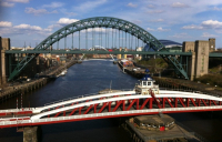 Areas like Newcastle-upon-Tyne could be in line for extra infrastructure spending.