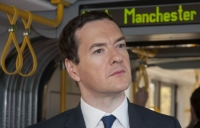 """""""Chairing the Northern Powerhouse Partnership is now the major focus of my political energies,"""" says former chancellor George Osborne."""