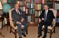 The Duke of Edinburgh and Lord Browne