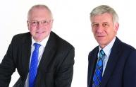 Neil Farmer and Nigel Yarwood