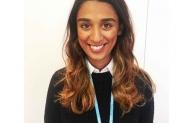 Nilushi Perera, a graduate civil engineer in Atkins' transportation division.