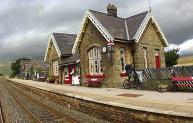 Ribblehead station.