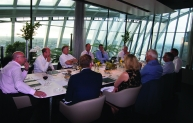 Deltek Infrastructure Intelligence round table