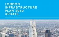 London Infrastructure Plan 2050 Update