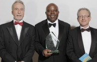 Roughton - transport infrastructure firm winner
